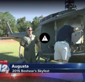 Boshear's Skyfest Helicopter rides more than just a fun time for vets